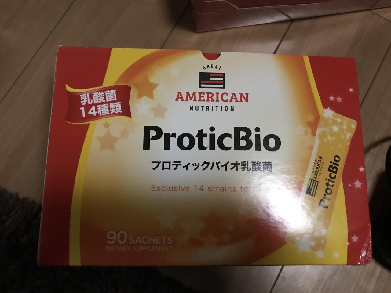 乳酸菌 プロ ティック バイオ